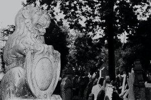 Rabbi Loew Tombstone