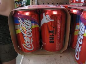 Bula Coke: Hello!