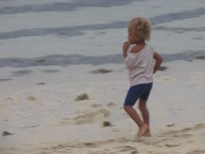 Fijian Child