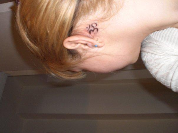 What Does The Aum Symbol Mean Where Did She Go Now